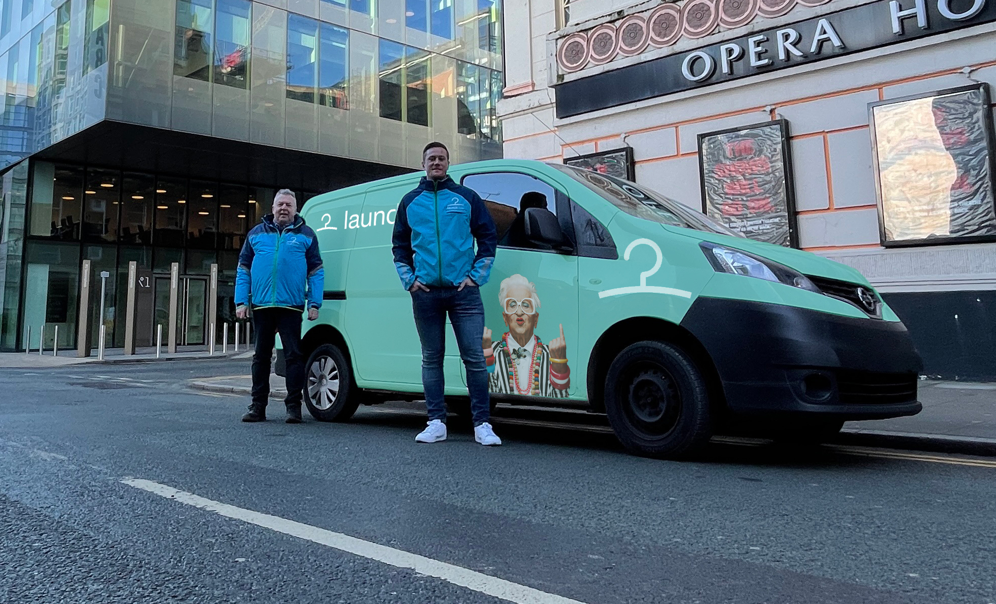 Laundrapp launches in South Manchester